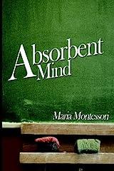 The Absorbent Mind Paperback
