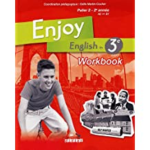 Enjoy English in 3e Palier 2 - 2e année : Workbook