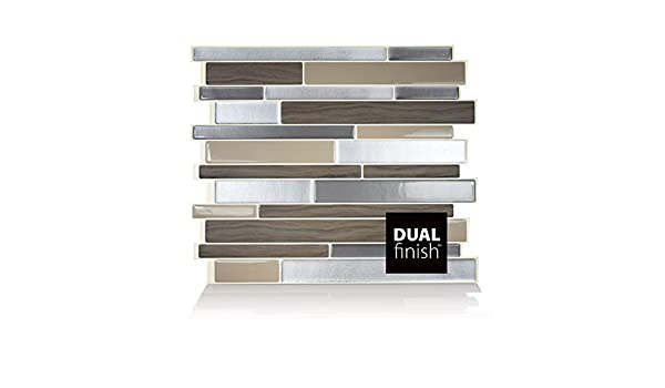 Smart tiles capri carrera dual finish d gel otm piastrelle