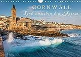 Cornwall - Land zwischen den Meeren (Wandkalender 2020 DIN A4 quer): Entdecken Sie faszinierende Küsten, die raue Schönheit und Ursprünglichkeit von ... (Monatskalender, 14 Seiten ) (CALVENDO Natur) -