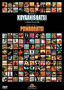 Koyaanisqatsi / Powaqqatsi (Box Set, 2 DVDs)