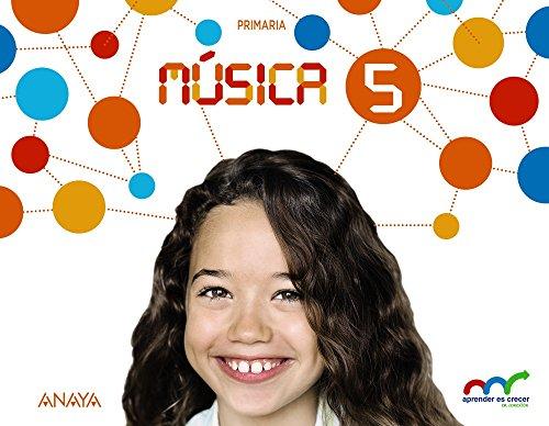 Música 5 (aprender es crecer en conexión)