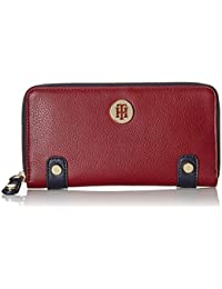Tommy Hilfiger Women's Tommy Chain Za Wallet Wallet