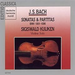 Partita for Solo Violin No. 3 in E Major, BWV 1006: Partita for Solo Violin No. 3 in E Major, BWV 1006: III. Gavotte en Rondeaux
