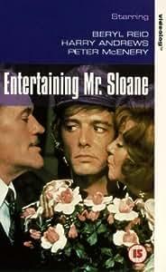 Entertaining Mr Sloane [VHS]