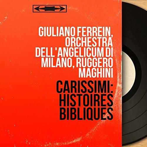 Job: Quae me vox agitat (Also Attributed to Giacomo Carissimi)