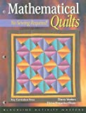 Mathematical Quilts: No Sewing Required! (Blackline Activity Masters)