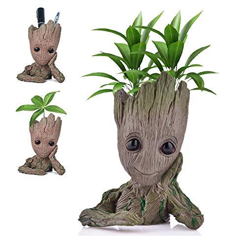 Udream Baby Groot Maceta - Maravillosa Figura de acción de...