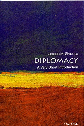 Diplomacy: A Very Short Introduction (Very Short Introductions)