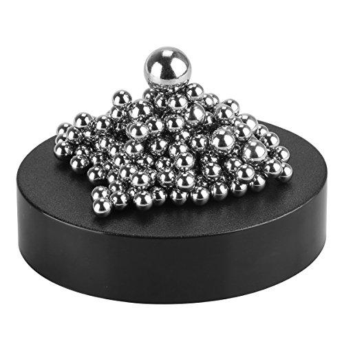 Ailiebhaus Stresskiller DIY Kreativ Kugelspiel Baustein mit magnetischer Sockel Dekoration