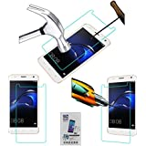 ACM Tempered Glass Screenguard For Aqua Jazz 4g Mobile Screen Guard Scratch Protector