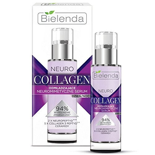 BIELENDA Neuro Collagen neuromimetic verjüngende Serum Day Night 30 ml