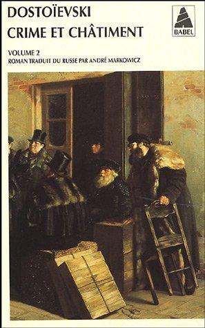 Crime Et Chatiment Vol 2 Nouvelle Dition [Pdf/ePub] eBook