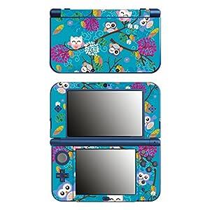 """Disagu Design Skin für New Nintendo 3DS XL Design Folie – Motiv """"Schön bunt"""""""