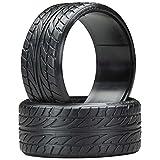 HPI/TT H4430 - LP29 T-Drift Reifen Dunlop Le Mans LM703, 2 Stück, Mehrfarbig