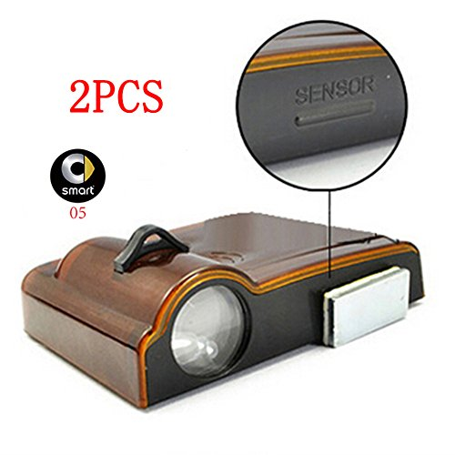 Saflyse-2PCS-Auto-Tr-Drahtlose-Logo-Shadow-LED-Auto-Lampe-Trbeleuchtung-Welcome-Light-fr-smart