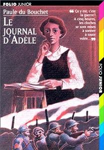vignette de 'Le journal d'Adèle (Paule du Bouchet)'