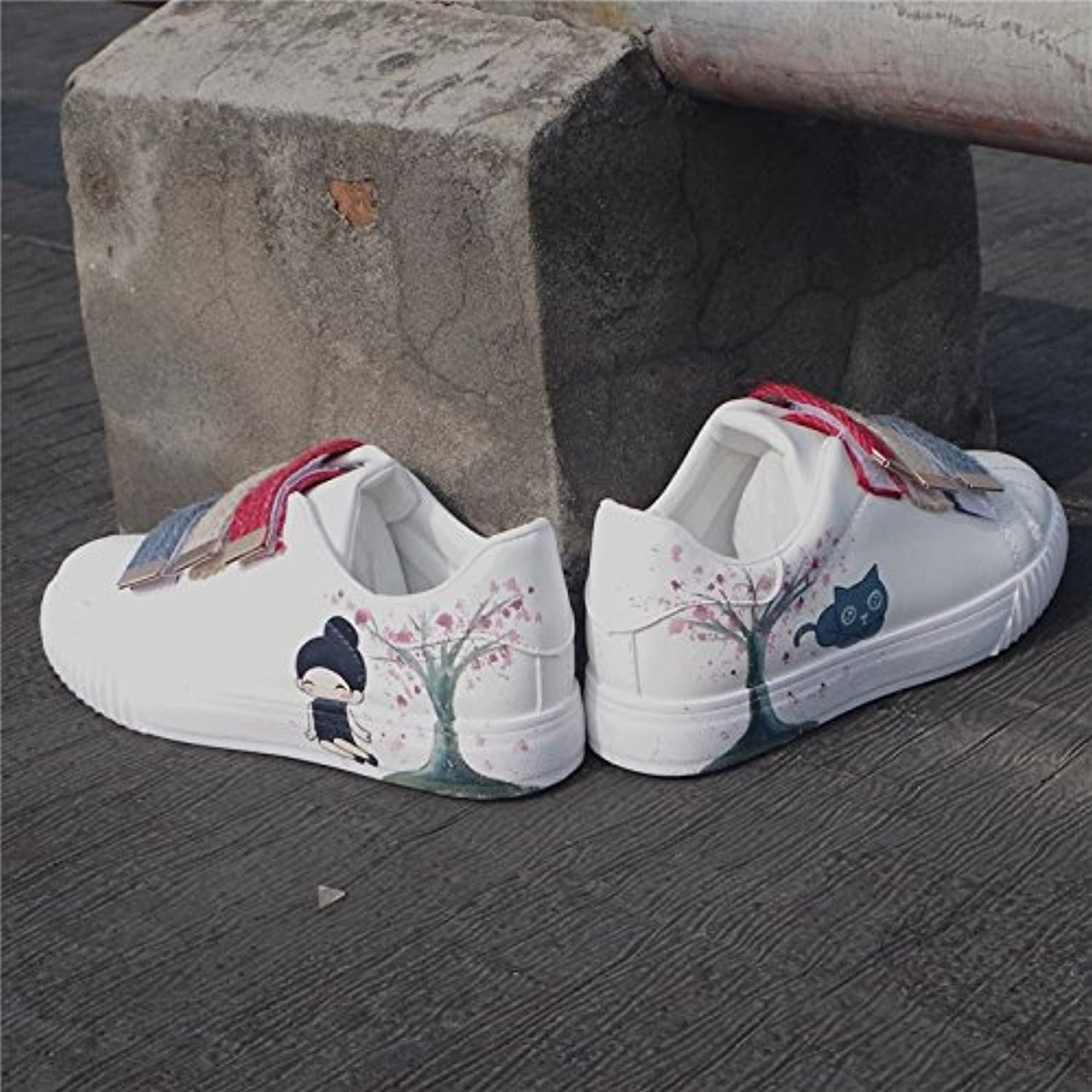 GUNAINDMX  Shoes/Shoes/Shoes/Shoes/All-Match/Spring/Winter/Running Shoes/Painted - - - B07BD6LM3R - 19f904