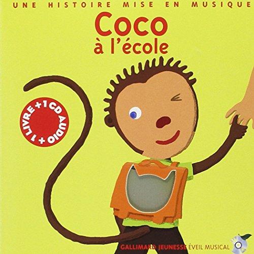 Coco à l'école (1CD audio)