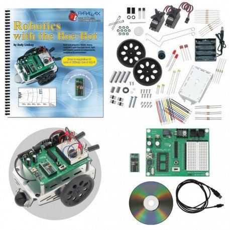28832 Parallax sold by SWATEE ELECTRONICS