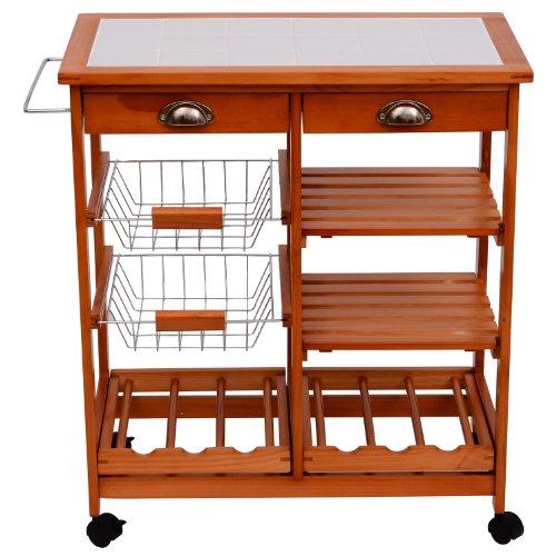 Mesas auxiliares de cocina - Hazte con las más útiles de 2018