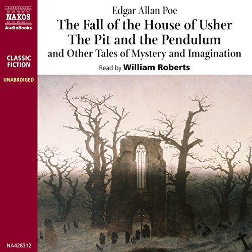 The Fall of the House of Usher & The Pit and the Pendulum  Audiolibri