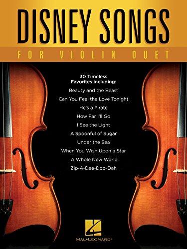Disney Songs for Violin Duet (English Edition) eBook: Amazon.es ...