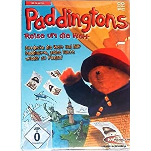 Paddingtons Reise um die Welt
