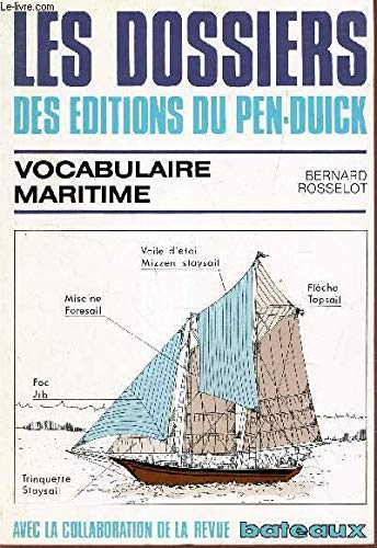 Vocabulaire maritime