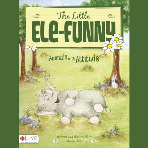 The Little Ele-Funny  Audiolibri