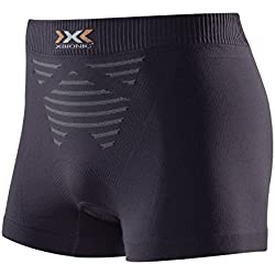 X-Bionic Funktionsshorts Invent Light Boxer Men - Prenda, color negro, talla M