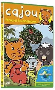 """Afficher """"Cajou Cajou : Papou et les dinosaures"""""""