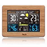 Best orologio Oregon Scientific ambiente Meteo - XMAGG® Stazione Meteo Spina di UE di umidità Review