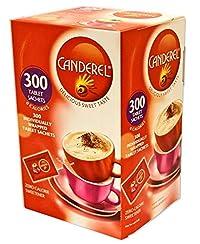 Canderel: Canderel 300 Sachet Zero Calorie Sweetner Box Canderel Orig