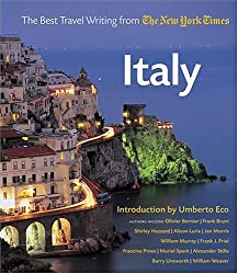 Italy: The Best Travel Writing from the