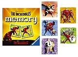 Ravensburger The Incredibles Memory Game