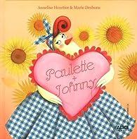 Paulette + Johnny par Annelise Heurtier