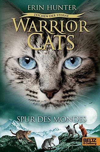 Preisvergleich Produktbild Warrior Cats - Zeichen der Sterne, Spur des Mondes: IV, Band 4