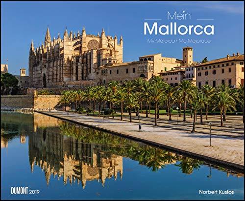 Mein Mallorca 2019 - Wandkalender