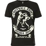 Yakuza Premium T-Shirt WM Football Army Russia YPWM-2018 Schwarz, L