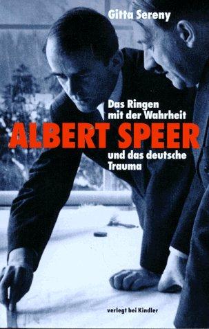 Portada del libro Das Ringen mit der Wahrheit : Albert Speer und das deutsche Trauma.