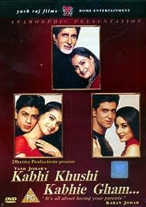 Kabhi Khushi Kabhie Gham [DVD] [2001] [NTSC]