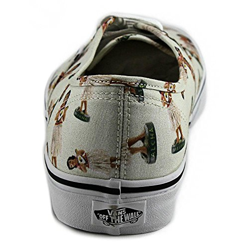 Vans Herren Authentic Sneaker Ecru