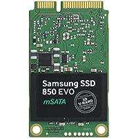 Samsung MZ-M5E1T0BW 850 EVO mSATA 1TB - Disco duro sólido (1000 GB, mSATA, 540 MB/s, 5V, 3 cm, 3,81 cm)