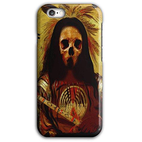 indisch Skelett Alt Schädel Kostüm iPhone 6 Plus / 6S Plus Hülle   (Kostüm Augapfel Iphone)