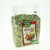 Terres et céréales muesli aux fruits bio 1kg