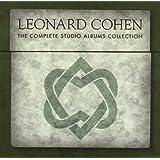 Leonard Cohen. The Complete Studio Albums Collection