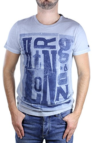 Pepe Jeans Herren T-Shirt Grau