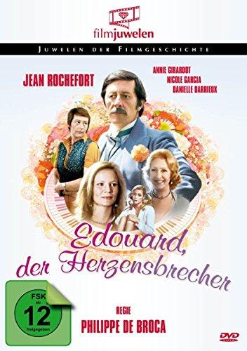 Bild von Edouard, der Herzensbrecher (Filmjuwelen) [DVD]