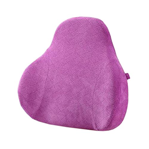 Blancho Coussin de voiture de coussin arrière élégant/soutien de taille de coussin de chaise de bureau #23